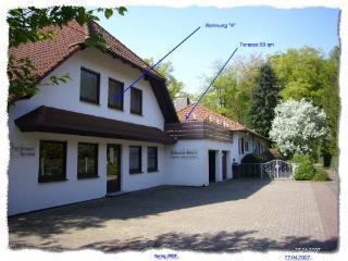 """Ferienwohnung """"A"""" im Keramik-Haus - Harpstedt vacation rentals"""