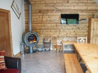 Bright 4 bedroom Valloire Ski chalet with Internet Access - Valloire vacation rentals