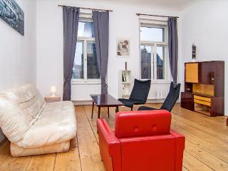 Spacious flat in center city - Prague vacation rentals