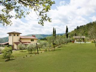 Villa in Poppi, Tuscany set in astounding natural surroundings, features private pool, terrace and garden, sleeps 12 - Poppi vacation rentals