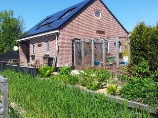 Bright Bed and Breakfast in Westernieland with Central Heating, sleeps 6 - Westernieland vacation rentals