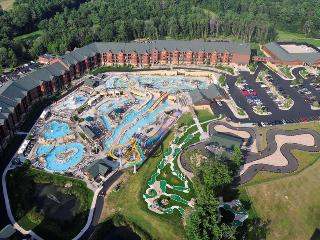 Wyndham at Glacier Canyon 2 Bedroom 2 Bath - Wisconsin vacation rentals