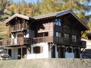 Nice 5 bedroom Chalet in La Tzoumaz - La Tzoumaz vacation rentals
