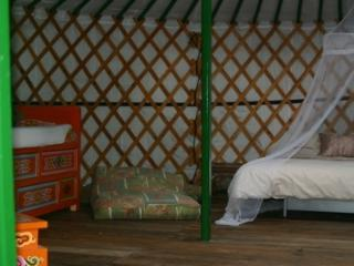 Beautiful 3 bedroom Yurt in Compreignac - Compreignac vacation rentals