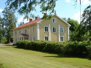 Perfect Manor house with Internet Access and Satellite Or Cable TV - Uddeholm vacation rentals