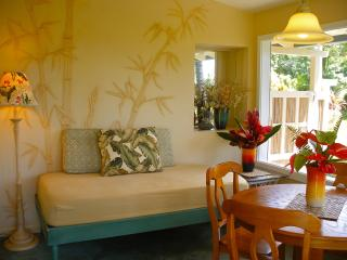 Bamboo Cottage, Tropical Elegance - Pahoa vacation rentals
