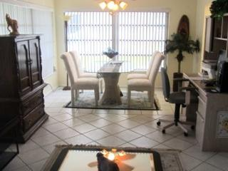 SW Florida vacation home on canal (gulf accessible) - Port Charlotte vacation rentals