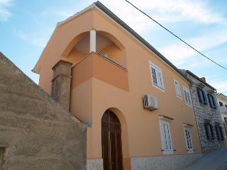 Sea view apartment, sleeps 9 - Island Ugljan vacation rentals