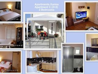 Apartment Karma 3 - Zadar vacation rentals