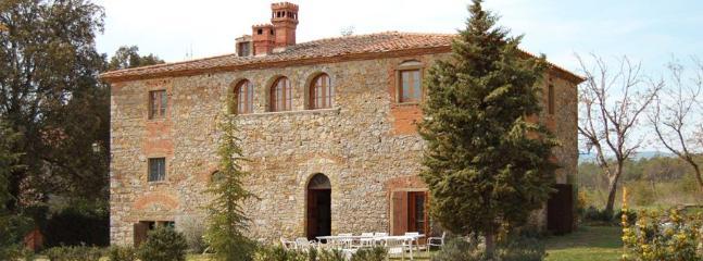 5 bedroom Villa in Badia Agnano, Arezzo Area, Tuscany, Italy : ref 2230554 - Image 1 - Badia Agnano - rentals