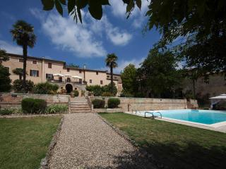 Glorious historic Tuscan villa , pool,WIFI,AC - San Giovanni d'Asso vacation rentals