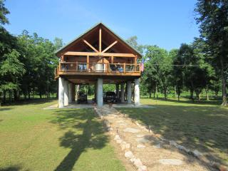 SANDERS CURRENT RIVER CABIN - Van Buren vacation rentals