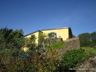 Villa Etna-character house:Mt.Etna view + vineyard - Castiglione di Sicilia vacation rentals