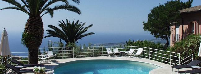 5 bedroom Villa in Taormina, Taormina, Sicily, Italy : ref 2230254 - Image 1 - Taormina - rentals