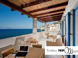 Design sea view Apartment in Lipari - Nerossidiana 16 - Acquacalda vacation rentals