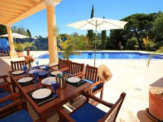 Luxury Vale do Lobo villa, large heated pool, WI-F - Vale do Lobo vacation rentals
