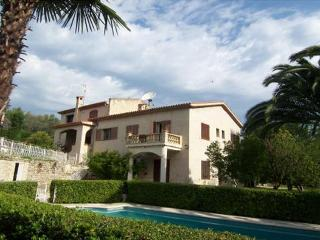 Nice House with Internet Access and Wireless Internet - La Roquette-sur-Var vacation rentals