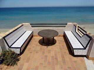 1st LINE, BEACH FRONT PENTHOUSE, LA MANGA - La Manga del Mar Menor vacation rentals