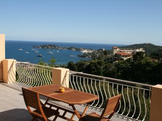 Amazing sea view French Riviera apartment rental - Beaulieu vacation rentals