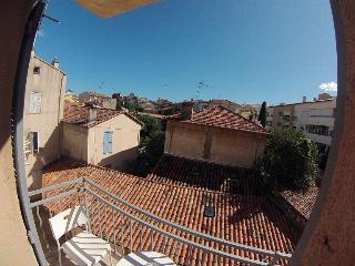 Holiday apartment with balcony in Antibes, sleeps 3 - Antibes vacation rentals