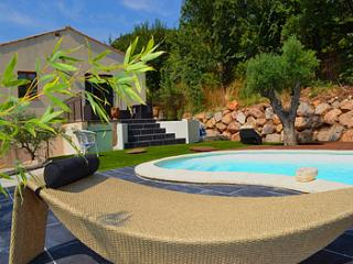 1 bedroom Villa in Dio Et Valquieres, Languedoc, France : ref 2000100 - Lunas vacation rentals