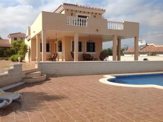 Bright Villa with Internet Access and A/C - Zurgena vacation rentals