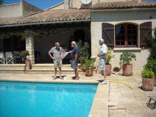 Mas la Bretonniere - Garrigues-Sainte-Eulalie vacation rentals