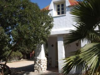 La Casa Terraza. Sunny terrace - Zahora vacation rentals