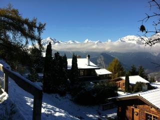 Beautiful 4 bedroom Chalet in Nendaz - Nendaz vacation rentals
