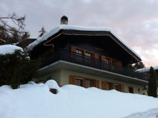Comfortable Chalet with Internet Access and Satellite Or Cable TV - Haute-Nendaz vacation rentals