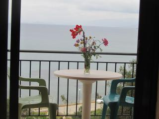 Quiet, Beach front studio for 2 -3 persons - Perivoli vacation rentals