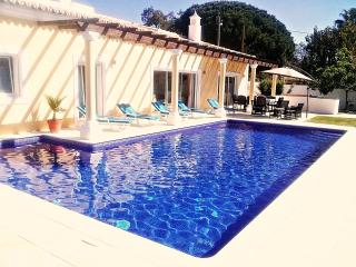 Golden triangle: Fantastasic 5 bed villa, pool - Almancil vacation rentals