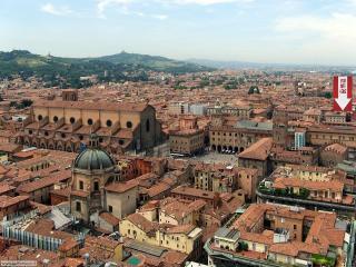 Bright 1 bedroom Condo in Bologna - Bologna vacation rentals