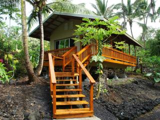 Hibiscus@Alu'Ula Off-Grid Eco- Farmstay Studio - Pahoa vacation rentals