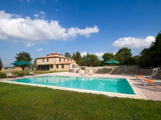 Villa Sole di Bibbona with A/C and a heatable pool - Guardistallo vacation rentals