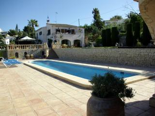 Casa Las Vinas Walk to shops - Moraira vacation rentals