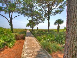 New Listing! Beachfront Ocean Club Villa. Pool, Free Bikes, WiFi - Hilton Head vacation rentals