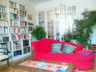 Original Saint Germain apartment 85m² 5 sleeps - Paris vacation rentals