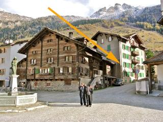 Grosshus Vals – holiday flat at the village square - Vals vacation rentals