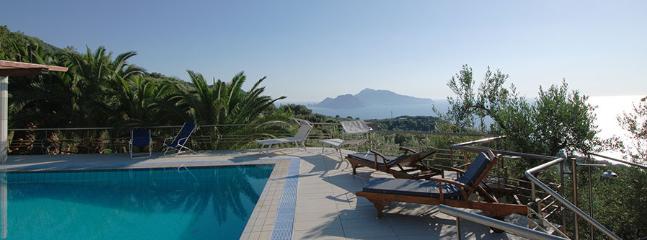 9 bedroom Villa in Marciano, Costa Sorrentina, Amalfi Coast, Italy : ref 2230403 - Image 1 - Massa Lubrense - rentals