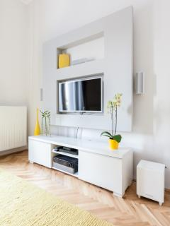 3 bedroom Apartment with Internet Access in Budapest - Budapest vacation rentals