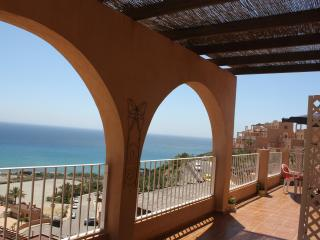 Seaview, Penthouse apartment with large terrace - Mojacar vacation rentals