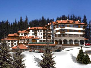 VIP Suite - Perelik Palace Hotel - 4 Star Luxury Ski Apt - Pamporovo vacation rentals