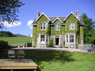 Kinnaird Country House and Private Hot Tub - Pitlochry vacation rentals