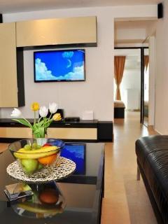 Luxury 2BR Suite near Old Town - Bucharest vacation rentals