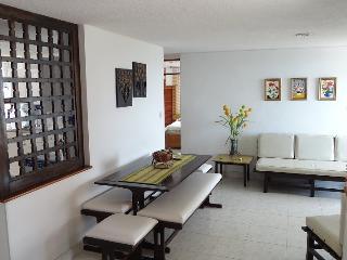 2 Bed/2 Bath Beachside Condo with AC - SLEEPS 6 - Colombia vacation rentals