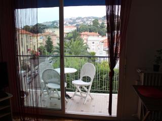 appart F1 en ville lumineux sans vis à vis balcon - Nice vacation rentals