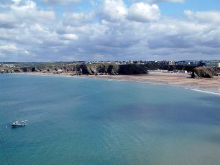 """Pentowan Penthouse """"WOW"""" factor views and location - Newquay vacation rentals"""