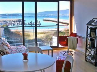 Apartment with sea views - Vilanova de Arousa vacation rentals