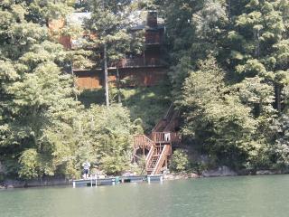 Norris Lake Front 5BR 4BA Labor Day Weekend avail - Jacksboro vacation rentals